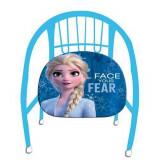 Chaise en metal La Reine des Neiges 2 fauteuil enfant siege