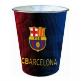 Corbeille a papier FC Barcelone poubelle enfant Barca