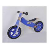 Draisienne en bois vélo sans pédale jeans