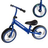 Draisienne 10 pouces roue LED bleu velo sans pedale enfant