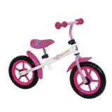 Draisienne vélo sans pédale 12 pouces rose