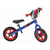 Draisienne Spiderman 10 pouces Disney sans pedale Bouclier