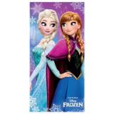 Drap de Bain La Reine des Neiges Serviette Plage Piscine Frozen