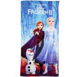 Drap de Bain La Reine des Neiges Serviette Plage Piscine Frozen Olaf
