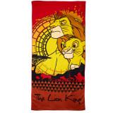 Drap de Bain Le Roi Lion Serviette Plage Piscine