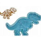 Emporte pièce Dinosaure Tyrannosaure forme gateau enfant sable moule