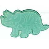 Emporte pièce Dinosaure Triceratops forme gateau enfant sable moule