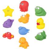 10 jouet de bain enfant bébé figurine canard poisson etoile
