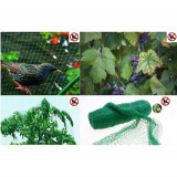 Filet anti oiseau 8 x 8 m proctection arbre fruit semis