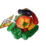 12 fruit legume dinette en polystyrene jouet enfant marchand