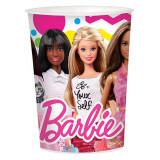 Gobelet Barbie Disney verre enfant plastique