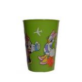 Gobelet Minnie Disney verre plastique enfant vert