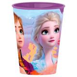 Gobelet Frozen 2 Plastique Enfant Verre La Reine des neiges Reutilisable