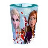 Gobelet La Reine des Neiges 2 Plastique Enfant Verre Reutilisable Frozen