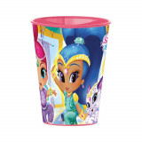 Gobelet Shimmer and Shine plastique enfant