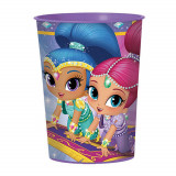 Gobelet Shimmer and Shine plastique Disney GM