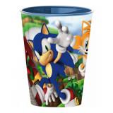Gobelet Sonic Plastique Enfant Verre Ecureuil Reutilisable