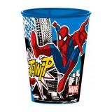 Gobelet Spiderman Plastique Enfant Verre Reutilisable