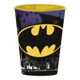 Gobelet Batman Disney verre enfant plastique réutilisable