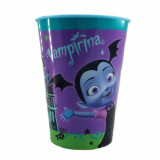 Gobelet Vampirina verre plastique Disney enfant