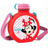 Gourde Minnie Disney Enfant 670ml Sangle réutilisable