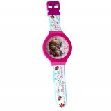 Horloge murale La Reine des Neiges XL 47 cm montre Disney