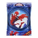 Horloge murale Spiderman montre bleu fonce