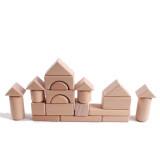 Jeu de construction en bois 22 pieces enfant