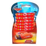 Lacet Cars Disney enfant Rouge