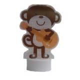 Lampe veilleuse à poser à led singe