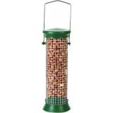 Mangeoire pour oiseau graine hiver silo jardin distributeur