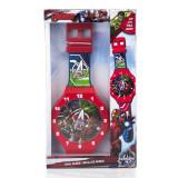 Horloge murale Avengers XL 47 cm montre Disney enfant