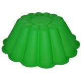 Moule à brioche silicone anti adhésif 23 cm flan gateau patisserie