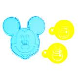 Emporte pièce Mickey Mouse Forme Gateau Disney