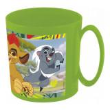 Tasse La Garde du Roi Lion Micro onde, mug plastique