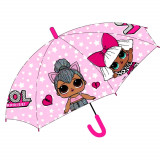 Parapluie LOL Surprise enfant fille semi-automatique