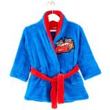 Robe de chambre 8 ans Cars peignoir enfant bleu Cl