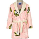 Peignoir La reine des Neiges 4 ans robe de chambre enfant rose