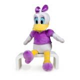 Peluche Daisy 25 cm l'ami de Donald et Mickey