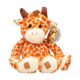 Girafe en peluche 55 cm XL Geant Velcro Scratch