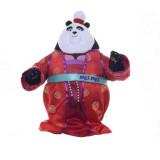 Peluche Mei Mei 25 cm, Kung Fu Panda 3