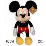 Peluche Mickey Mouse 65 cm XXL Collector 90e Anniversaire