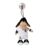 Porte clé ventouse Mouton en peluche Real de Madrid 15 cm NEUF