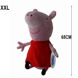 Geante !!! Peluche Peppa Pig 65 cm