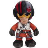 Grande peluche Poe 45 cm Star Wars Pilote