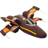 Star Wars Avion en peluche Millennium X-Wing Fighter 20 cm vaisseau Poe