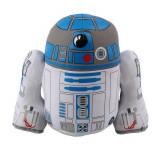 Peluche R2D2 30 cm effet sonore et mouvement Star Wars