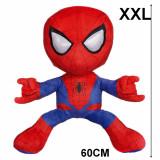 XXL Peluche Spiderman 60 cm geante