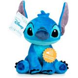 Peluche Stitch bleu PARLE 30 cm SON lilo