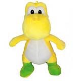 Peluche Yoshi jaune 21 cm Mario Bross